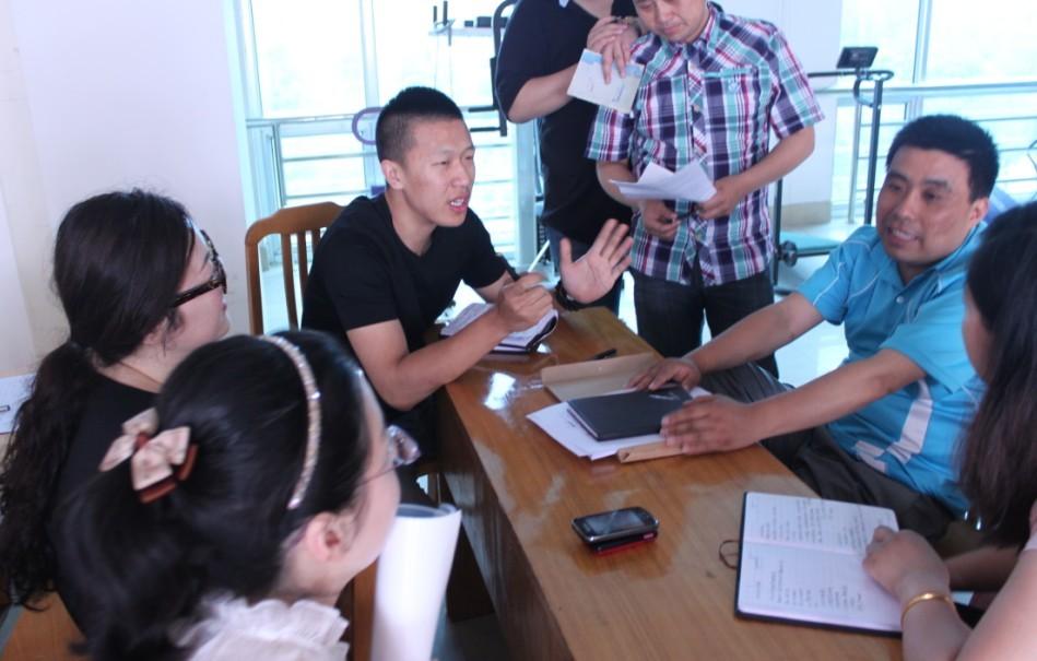公司开展调查报告模拟撰写活动